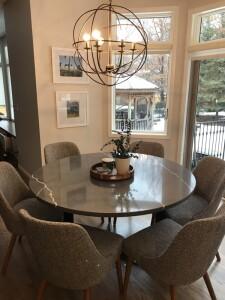 quartz table