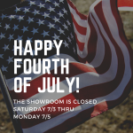 JULY 4 HOLIDAY HOURS 2021